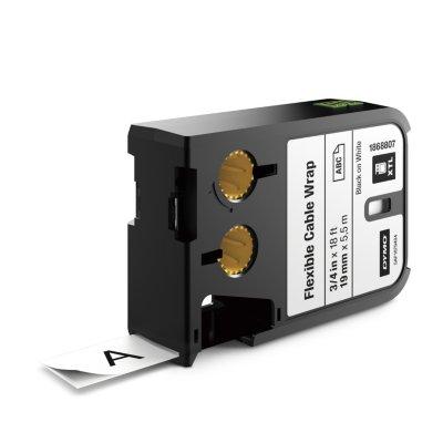 DYMO XTL Flexible Cable Wrap Labels