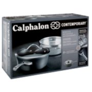 Calphalon nonstick 4 piece cookware set image number 4