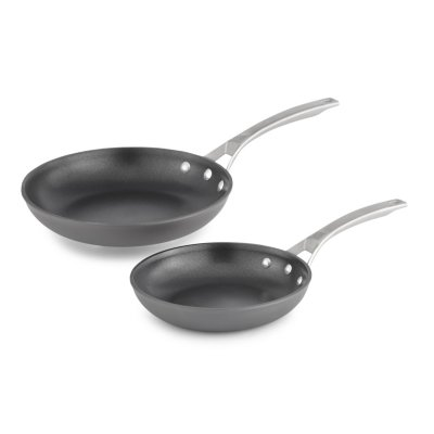 Calphalon Signature™ Hard-Anodized Nonstick 8-Inch and 10-Inch Omelette Pan Set