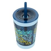Kids Spill-Proof Tumbler with Straw, 14oz image number 1