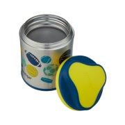 stainless steel food jar image number 2