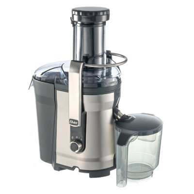 Oster® Self-Cleaning Professional Juice Extractor, Stainless Steel Juicer, Auto-Clean Technology, XL Capacity
