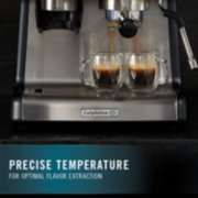 Calphalon Temp IQ Espresso Machine With Grinder And Steam Wand, Stainless image number 1
