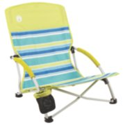Folding camp chair image number 0