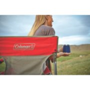 outpost breeze deck chair folding camping chair image number 1