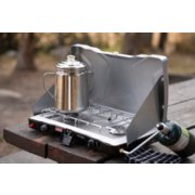 2 burner outdoor propane stove image number 7