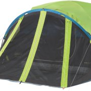Dome tent with darkroom image number 2