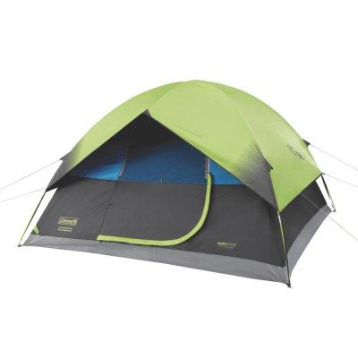 6-Person Dark Room Sundome Tent