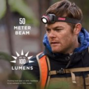 coleman head lamp 100 lumens battery guard image number 2