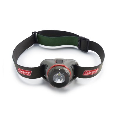 250 Lumens LED Headlamp with BatteryGuard™