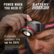 coleman battery guard head lamp image number 1