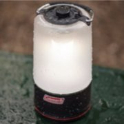 coleman 360 sound and light lantern with light on image number 6