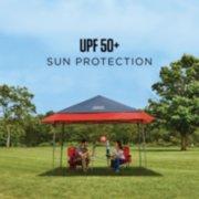 Coleman adjustable shade shelter UPF 50+ image number 4