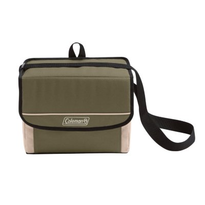 18-Can Collapsible Soft-Sided Cooler Bag with 20-Hour Ice Retention