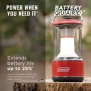 coleman battery guard lantern image number 1