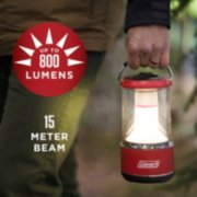 coleman battery guard lantern image number 3