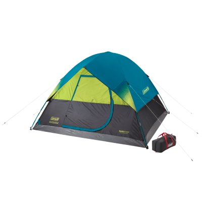 6-Person Dark Room™ Dome Camping Tent with Fast Pitch™ Setup