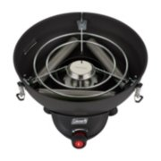 4-in-1 Portable Propane Gas Cooking System, Black image 8