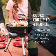 camping stove, up to 4 people, 7000 BTUs, 100 sq. in cooking surface image number 2