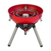 4-in-1 Portable Propane Gas Cooking System, Red image 2