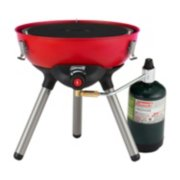 4-in-1 Portable Propane Gas Cooking System, Red image 3