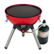 4-in-1 Portable Propane Gas Cooking System, Red image 4