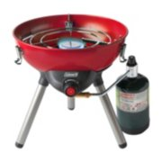 4-in-1 Portable Propane Gas Cooking System, Red image 9