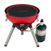 4-in-1 Portable Propane Gas Cooking System, Red image 5