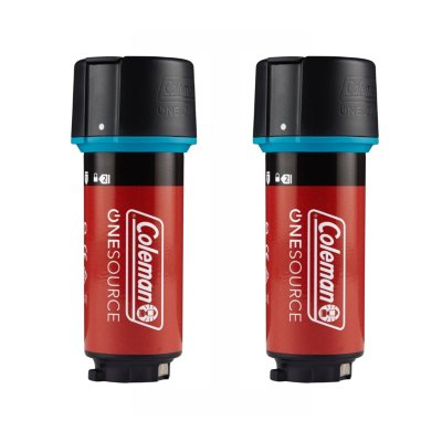 OneSource Rechargeable Lithium-Ion Battery, Pack of 2