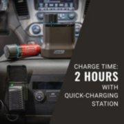one source 2-port charging station image number 3