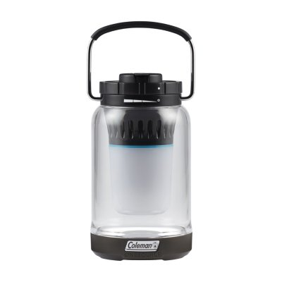 OneSource 600 Lumens LED Lantern & Rechargeable Lithium-Ion Battery