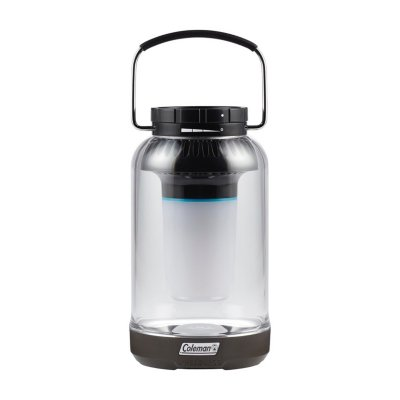 OneSource 1000 Lumens LED Lantern & Rechargeable Lithium-Ion Battery