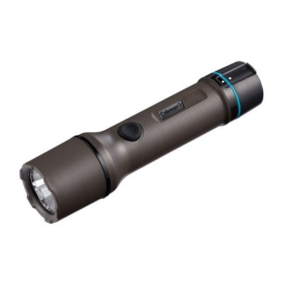 OneSource 1000 Lumens LED Flashlight & Rechargeable Lithium-Ion Battery
