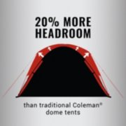6-Person Skydome™ Camping Tent, Blue image number 2