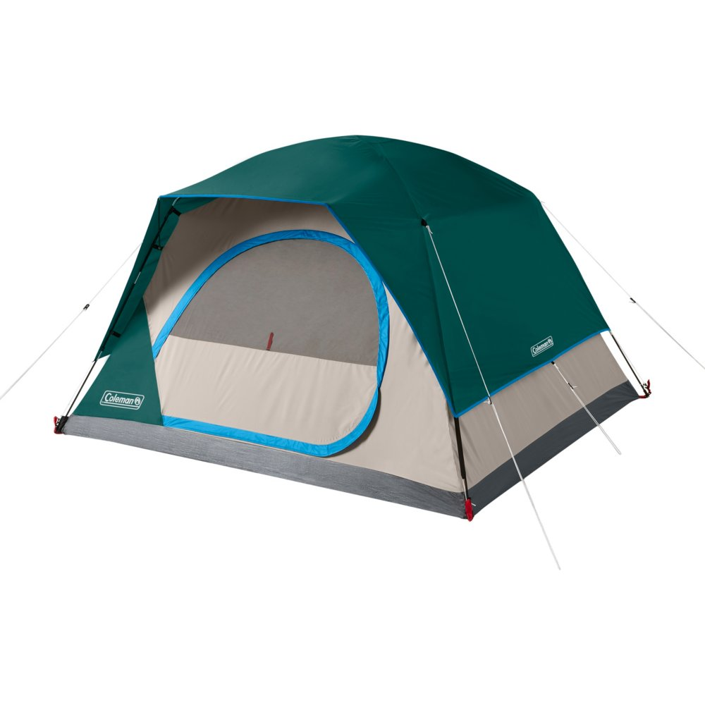 4-Person Skydome™ Camping Tent, Evergreen