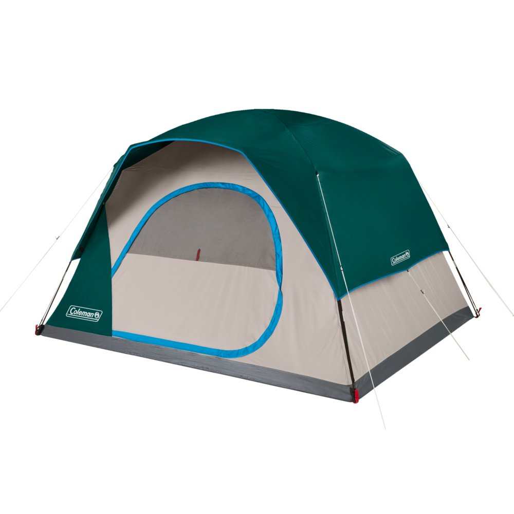6-Person Skydome™ Camping Tent, Evergreen