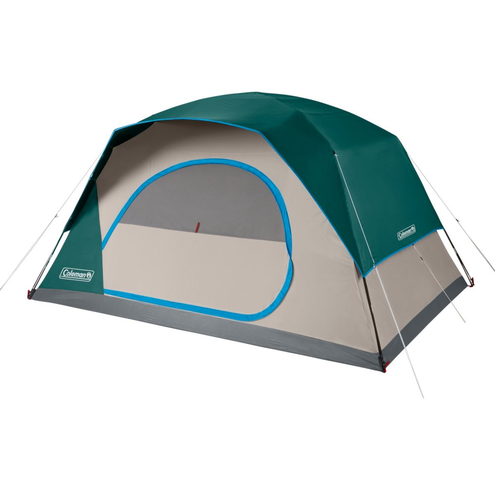 8-Person Skydome™ Camping Tent, Evergreen