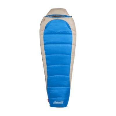 Silverton™ 0°F Big and Tall Mummy Sleeping Bag, Blue