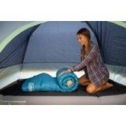 Sleeping bag inside tent image number 5