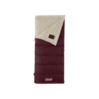 Autumn Glen™ 50°F Sleeping Bag, Maroon