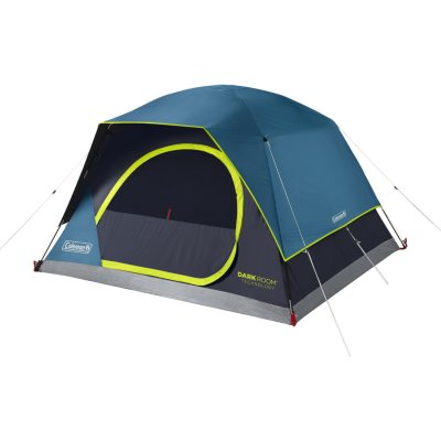 4-Person Dark Room™ Skydome™ Camping Tent