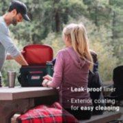 soft cooler's leak-proof liner image number 5