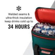 soft cooler backpack's insulation image number 1