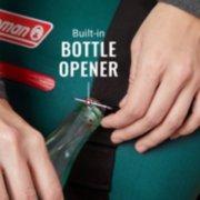bottle opener on soft cooler tote image number 4