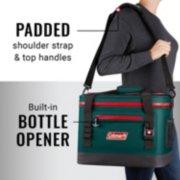 yellowstone soft cooler, shoulder strap, bottle opener image number 4