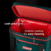 yellowstone soft cooler, leak-proof, easy clean image number 5