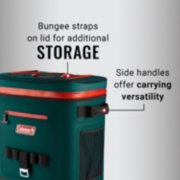 yellowstone soft cooler bungee straps, side handles image number 3