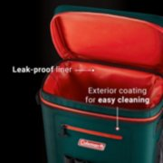 yellowstone soft cooler, leak proof and easy clean image number 4