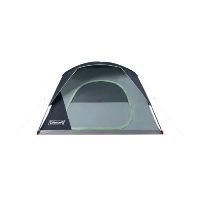6-Person Skydome™ Camping Tent, Blue