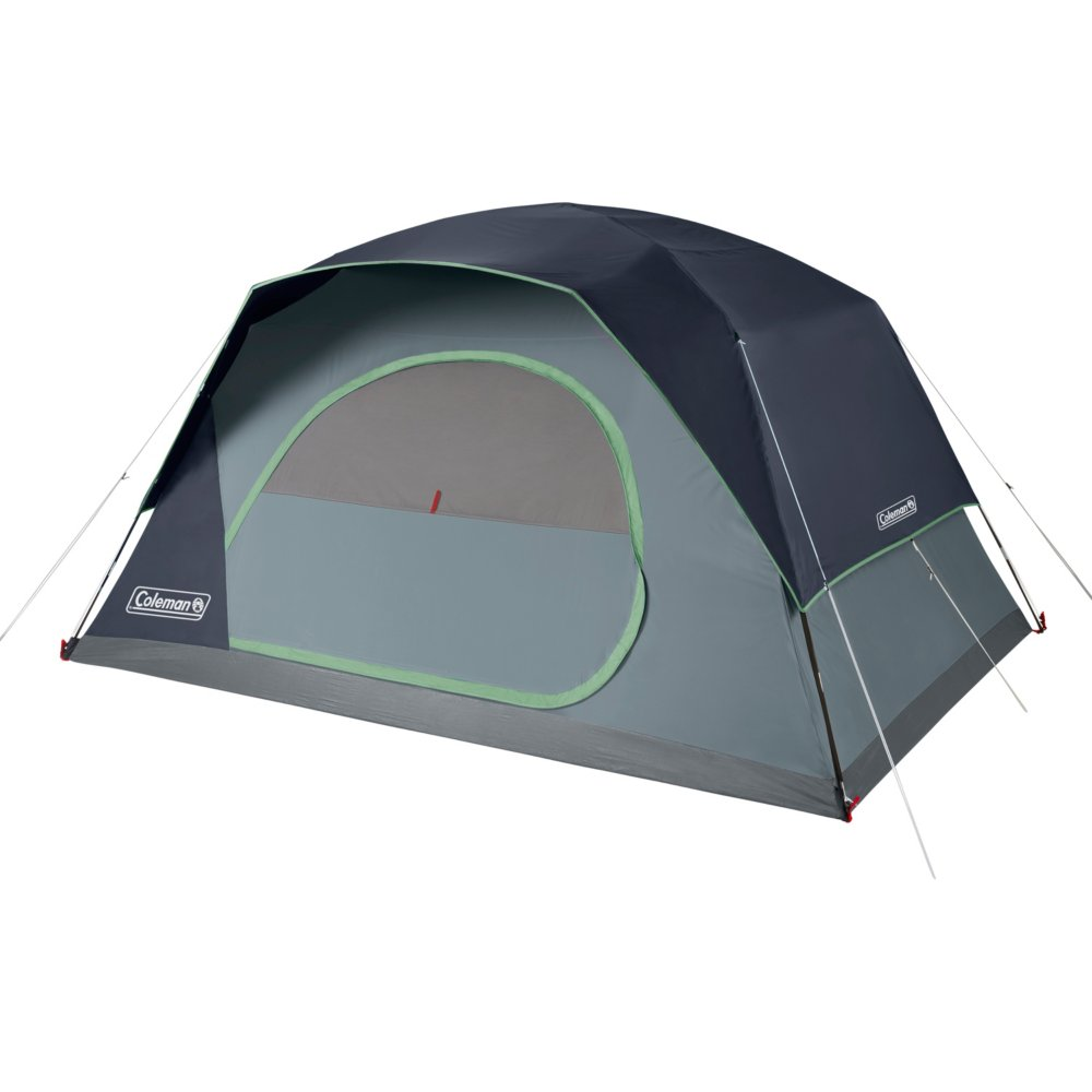8-Person Skydome™ Camping Tent, Blue